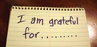 gratitude on paper